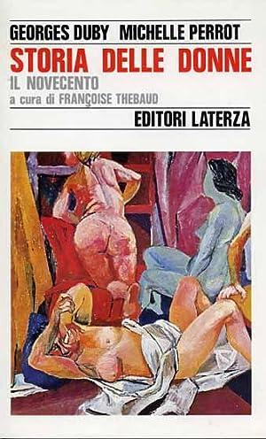Storia delle donne in Occidente. Il Novecento.: Duby,Georges. Perrot,Michelle.