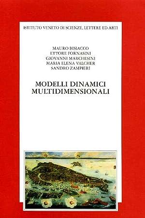 Modelli dinamici per la rappresentazione e la elaborazione di dati multidimensionali.: Bisiacco,M. ...