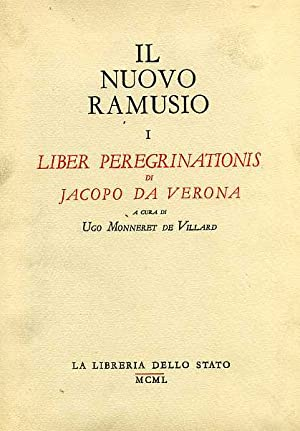 Liber peregrinationis di Jacopo da Verona.