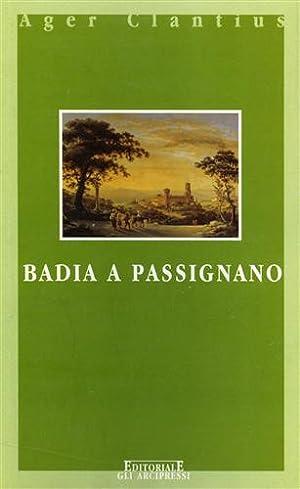 Badia a Passignano.: Stopani,Renato.