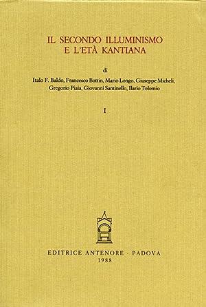 Storia delle storie generali della filosofia. Vol.3, tomi I,II: Il secondo illuminismo e l'et&...