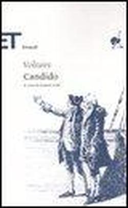 Candido o L'ottimismo.: Voltaire.