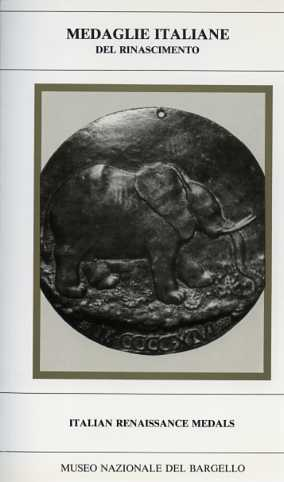 Medaglie italiane del Rinascimento, Italian Renaissance Medals.: Pollard,J.Graham. (introduz.e schede