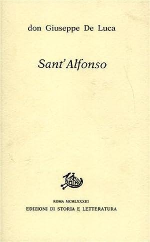 Sant'Alfonso, il mio maestro di vita cristiana.: De Luca,don Giuseppe.