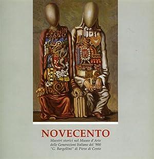 Novecento. Maestri storici nel Museo d'Arte delle: Catalogo della Mostra:
