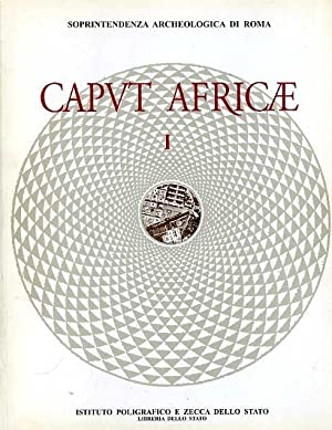 Caput Africae. Vol.I: Indagini archeologiche a piazza Celimontana (1984-1988). La storia, lo scavo,...