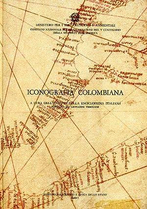 Iconografia colombiana.: Ferro,Gaetano. Faldini,Luisa. Milanesi,Marica.
