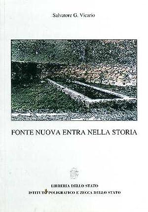 """""""Fonte Nuova entra nella storia. Con il saggio """"Tra Nomentum e Ficulea"""". Il ..."""