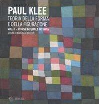 Teoria della forma e della figurazione. Vol.II: Klee,Paul.
