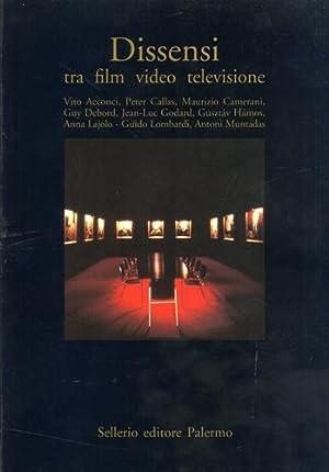 Dissensi tra film video televisione.: Valentini,Valentina. (a cura di).