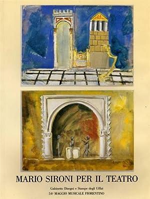 Mario Sironi per il teatro.: Catalogo della Mostra: