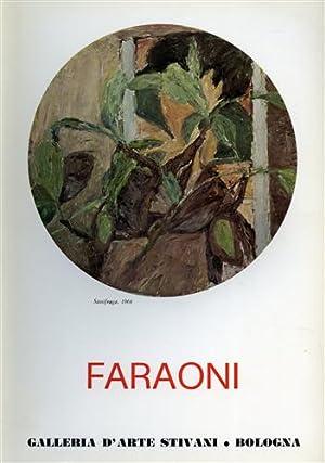 Enzo Faraoni.: Catalogo della Mostra: