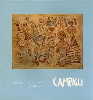 Massimo Campigli.: Catalogo della Mostra: