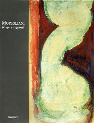 Modigliani Disegni e Acquarelli. Testi di Osvaldo Patani, Fredi: Catalogo della Mostra: