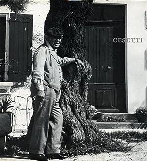 Giuseppe Cesetti Opere recenti.: Catalogo della Mostra: