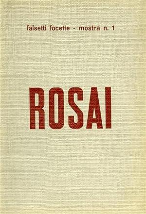 Ottone Rosai.: Catalogo della Mostra: