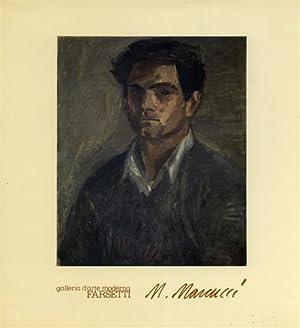 Mario Marcucci Autoritratti dal 1933 al 1981.: Catalogo della Mostra: