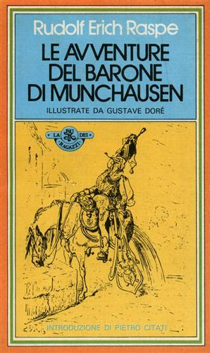 Le avventure del barone di Munchausen.: Raspe,Rudolf Erich.