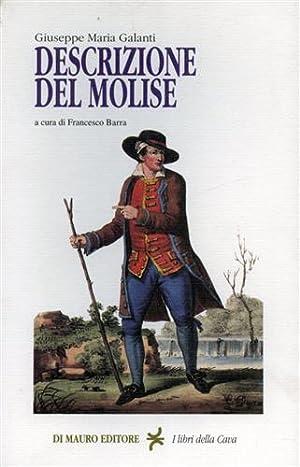 Descrizione del Molise.: Galanti,Giuseppe Maria.