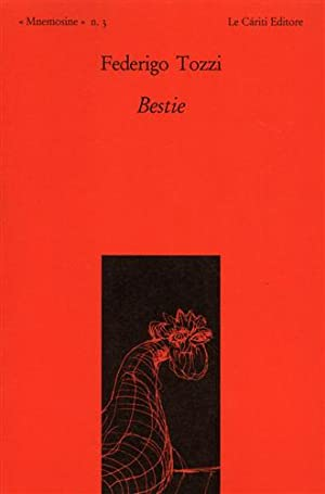 Bestie.: Tozzi,Federigo.