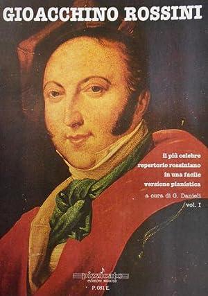 Gioacchino Rossini : Il più celebre repertorio rossiniano in una facile versione pianistica ...