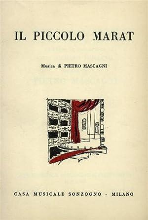 Il piccolo Marat.: Forzano,Giovacchino (libretto in