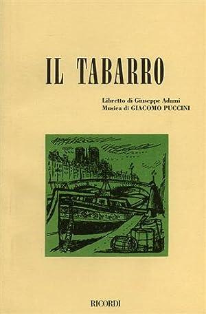 Il Tabarro.: Adami,Giuseppe (libretto di).