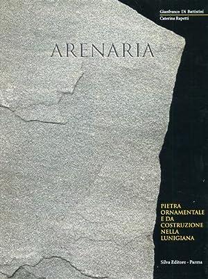 Arenaria. Pietra ornamentale e da costruzione nella Lunigiana.: Di Battistini,Gianfranco. Rapetti,...