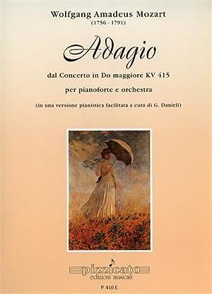 Adagio.: Mozart,Wolfgang Amadeus (1756-1791).