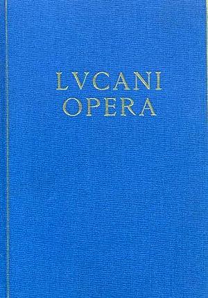 Opera.: Lucano,M. Anneo.