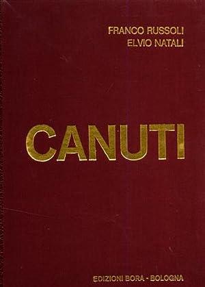 Monografia di Nado Canuti.: Natali,Elvio. Russoli,Franco.