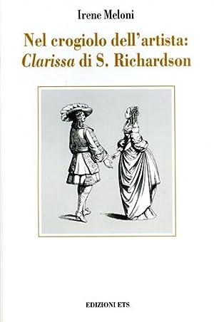 Nel crogiolo dell'artista: «Clarissa» di S.Richardson.: Meloni,Irene.