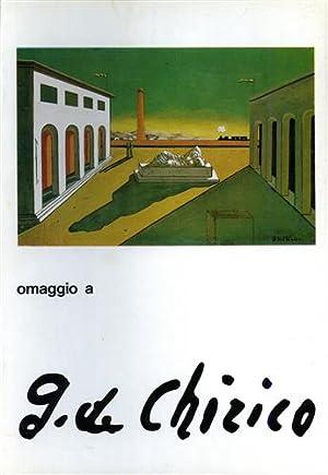Omaggio a Giorgio de Chirico.: Catalogo della Mostra:
