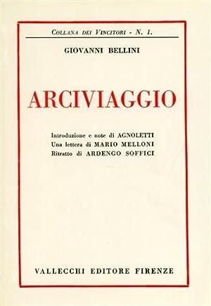 Arciviaggio.: Bellini,Giovanni.