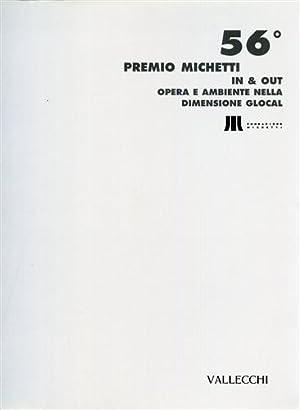 In & out. Opera ed ambiente nella dimensione glocal.: Catalogo della Mostra: