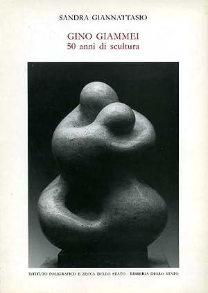 Gino Giammei: L'evento della comunicazione etica. 50 anni di scultura al Complesso Monumentale...