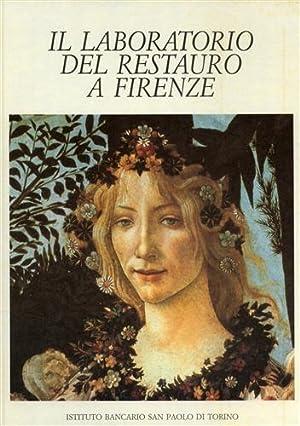 Il Laboratorio del Restauro a Firenze.: Paolucci,Antonio.