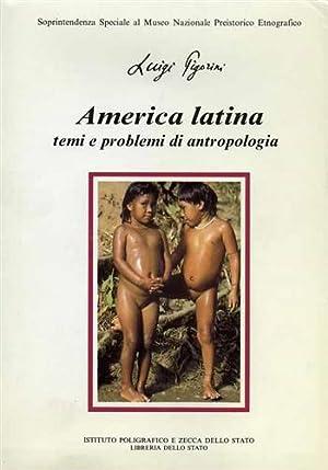 America latina temi e problemi di antropologia.: AA.VV.