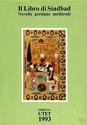 Il libro di Sindbad. Novelle persiane medievali.: Andreopolos,Michele .(versione bizantina