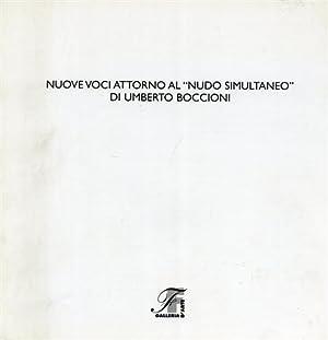 """Nuove voci attorno al """"nudo simultaneo"""" di Umberto Boccioni. """": De Rosa,Stefano."""