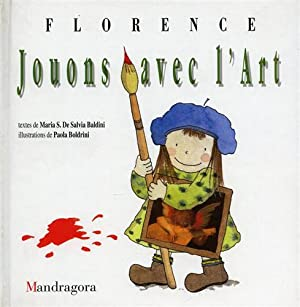 Florence. Jouons avec l'art.: De Salvia Bandini,Maria S.