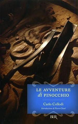 Le avventure di Pinocchio.: Collodi,Carlo.