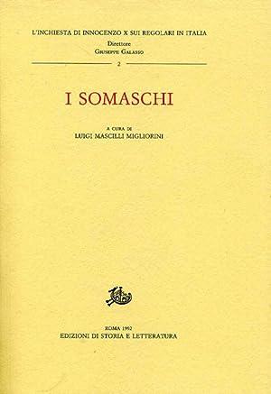 I Somaschi.: Mascilli Migliorini,Luigi (a cura di).