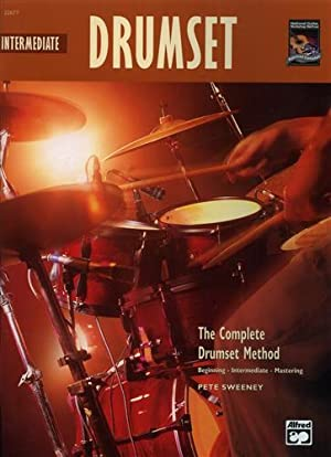 Complete Drumset Method: Intermediate Drumset.: Sweeney,Pete.