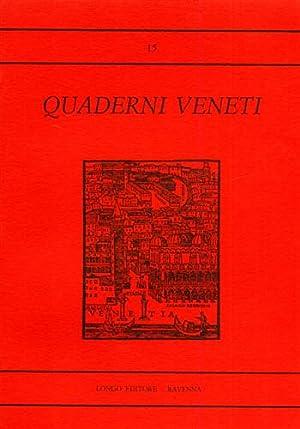 Quaderni Veneti. n.15.