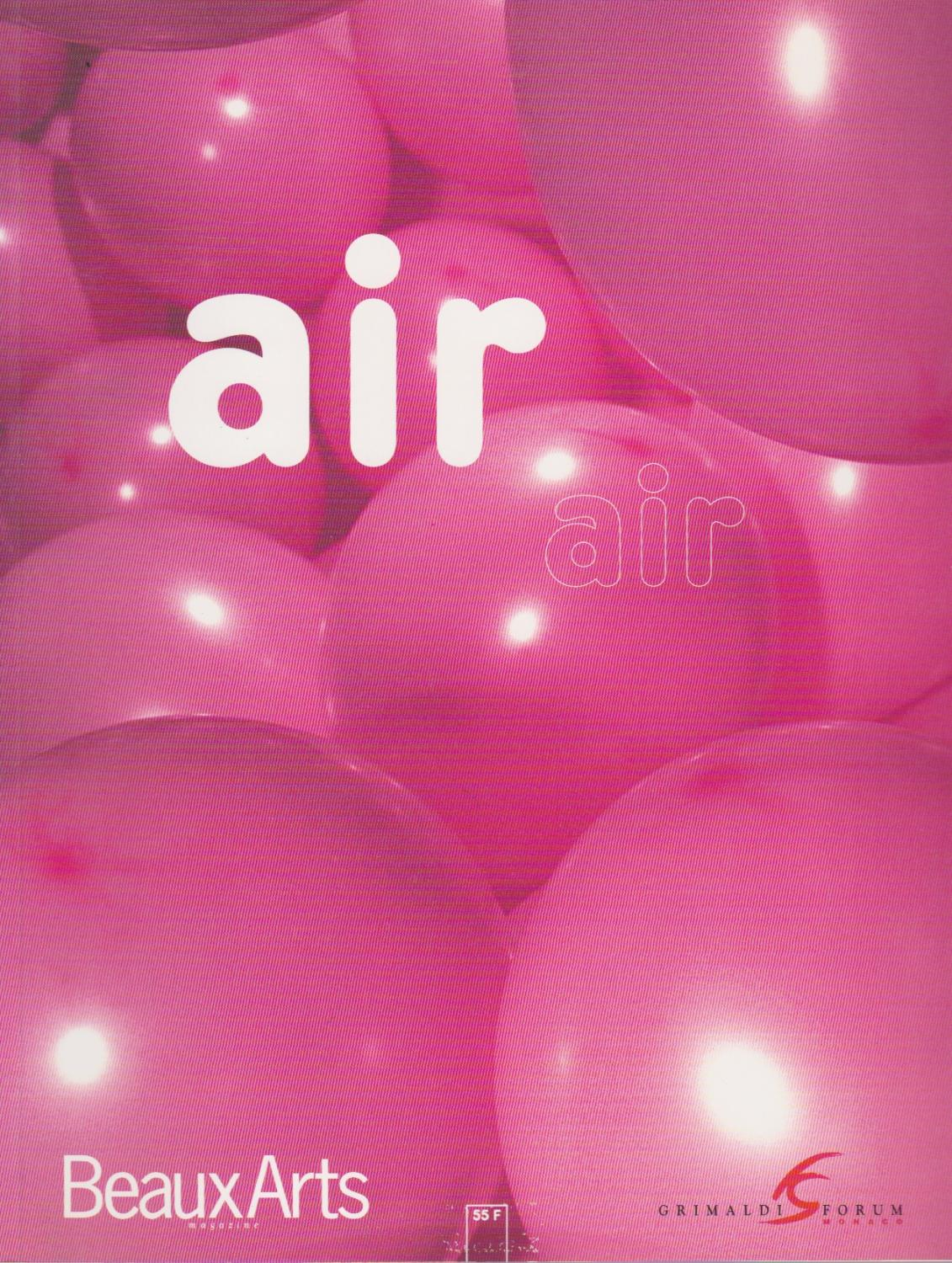 Air Air As New Softcover 49 pp