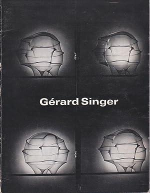Gérard Singer: Eric Michaud