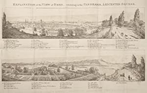 Description of a View of Bern, and the High Alps, with the Surrounding Country. Taken by Henry ...