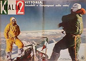 K2 Italia. Serie Fotografico.' A complete set: K2.]