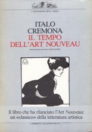 Tempo dell'art nouveau. (Il): Cremona Italo